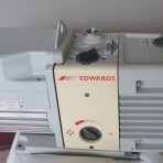 Edwards 12 RV12 Rotary Vane Dual Stage Mechanical Vacuum Pump