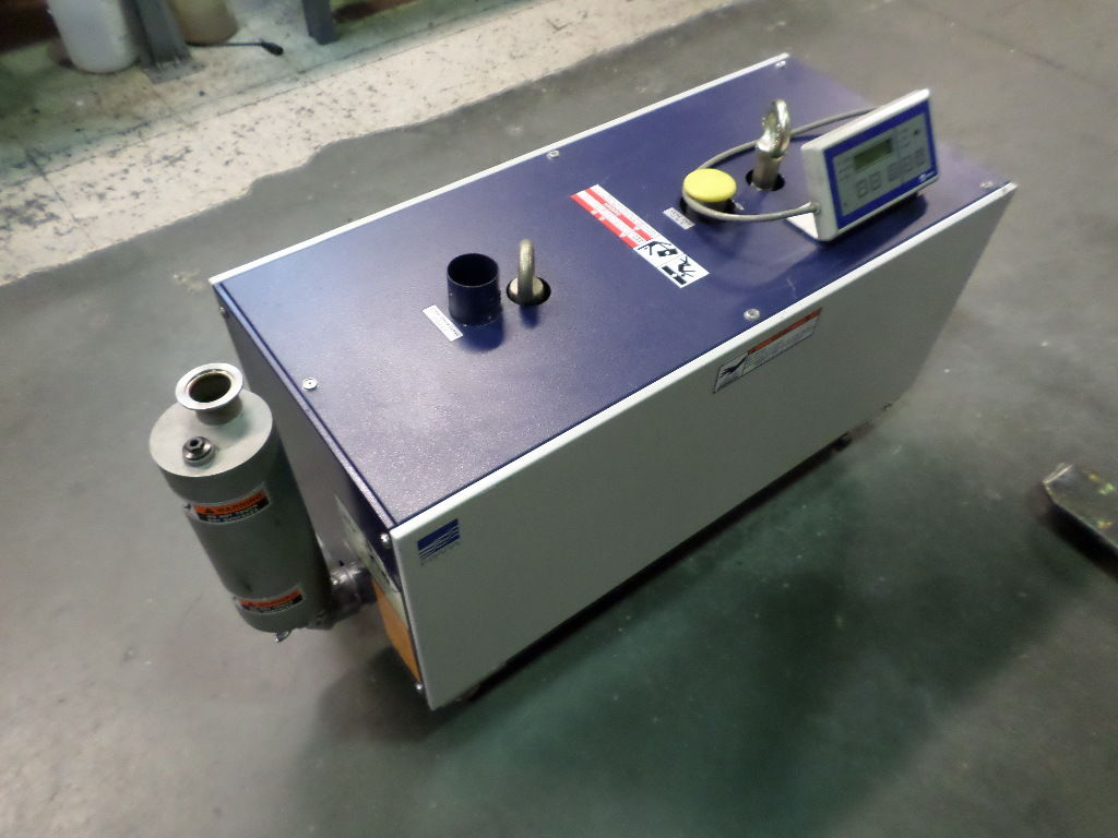 Ebara A10S Multi-Stage Dry Vacuum Pump (Rebuilt)