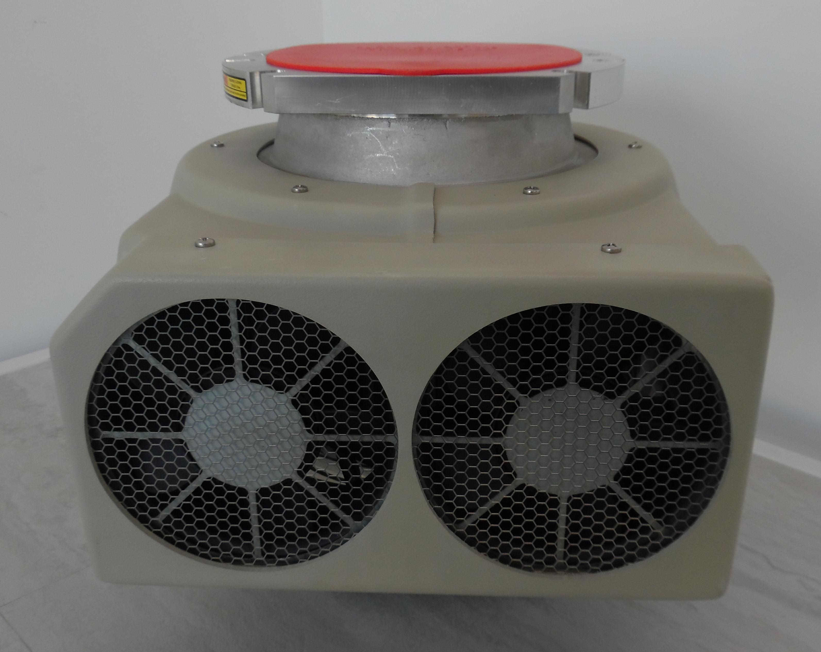 Agilent Varian TV801 ISOF Turbomolecular Pump, Rebuilt