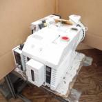 Leybold D40BCS Vacuum Pump with CFS40/65, N2 Purge Setup